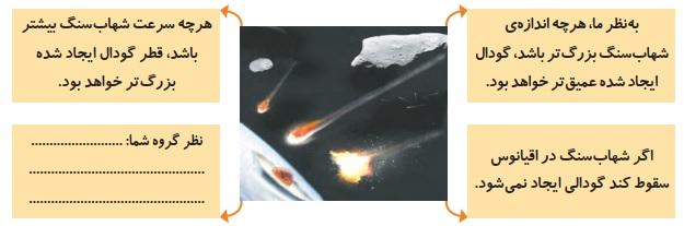آزمایش کنید صفحه 3 و 4 و 5 درس اول علوم تجربی پایه ششم ابتدایی - وب سایت درس و مدرسه - زنگ علوم - مومکا - darsomadrese.com