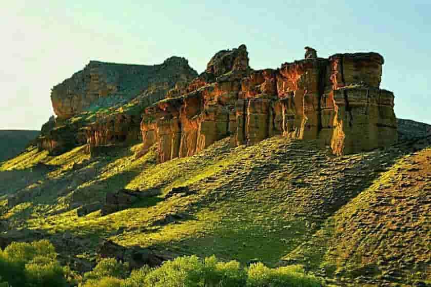 شهر زیبای من بیجار - بام ایران - بیجار گروس وبسایت درس و مدرسه - مومکا - darsomadrese.com