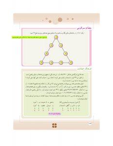 گام به گام فصل هفتم ریاضی ششم - تقریب - درس و مدرسه - مومکا - darsomadrese.com - اندازه گیری و محاسبات تقریبی - صفحه 144